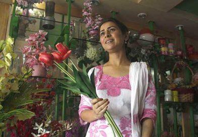 Nusrat Jahan, a leading Kashmiri entrepreneur is a true inspiration for every woman