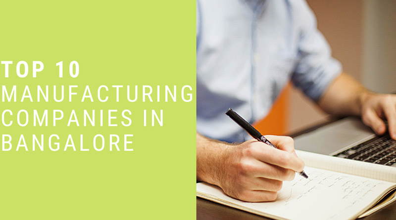 manufacturing-companies-in-bangalore